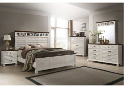 1058 Bellebrooke King Bed with Dresser and Mirror