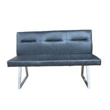 Contemporary Grey Bench