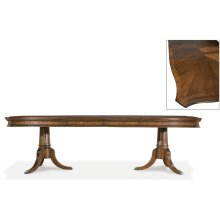 American Traditions Pedestal Table
