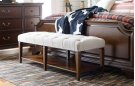 Upstate by Rachael Ray Upholstered Bench Product Image
