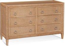 Naples Six Drawer Dresser