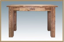 Homestead Writing Desk - Stained and Lacquered