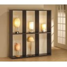 Transitional Cappuccino Table Lamp Display Product Image
