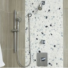 Rem Water Saving Multifunction Showerhead - Polished Chrome