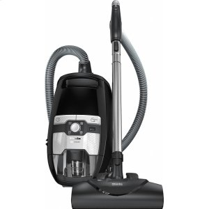 MieleBlizzard CX1 Electro+ PowerLine - SKCE0 Bagless canister vacuum cleaners with electrobrush for thorough cleaning of heavy-duty carpeting.
