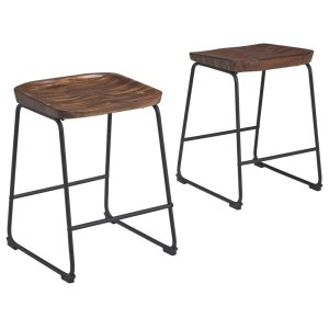 Ashley FurnitureSIGNATURE DESIGN BY ASHLEYShowdell Counter Height Bar Stool
