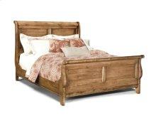 Queen Sleigh Bed