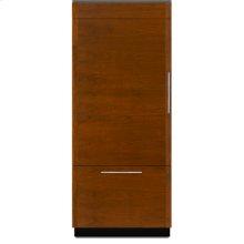 "Jenn-Air® 36"" Fully Integrated Built-In Bottom-Freezer Refrigerator (Left-Hand Door Swing)"