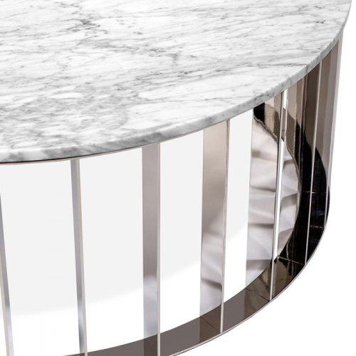 Greer Cocktail - Carrara White