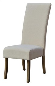 Assembled Classic Parsons Chair Product Image