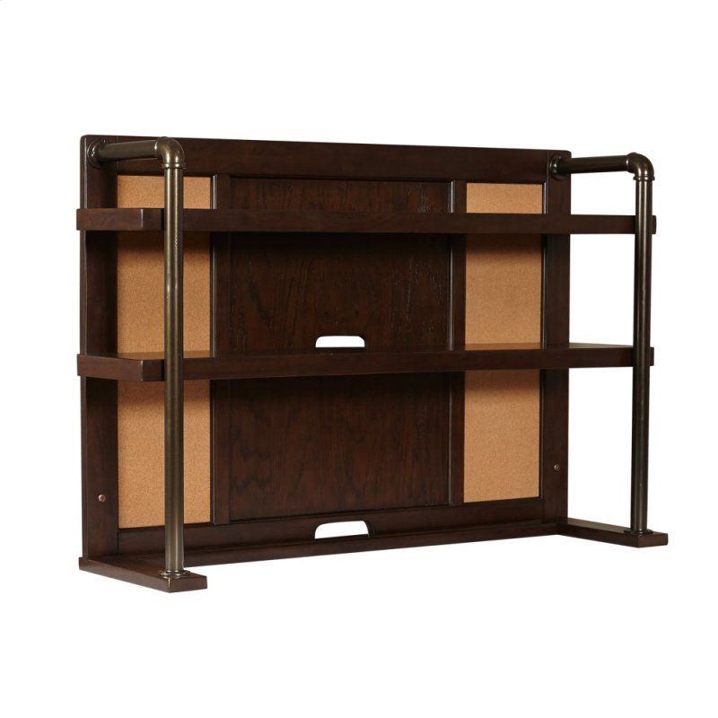 Additional Clubhouse Desk Hutch Top Only Requires Base