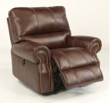 Carlton Fabric Power Recliner