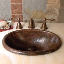Antique Copper Rolled Baby Classic