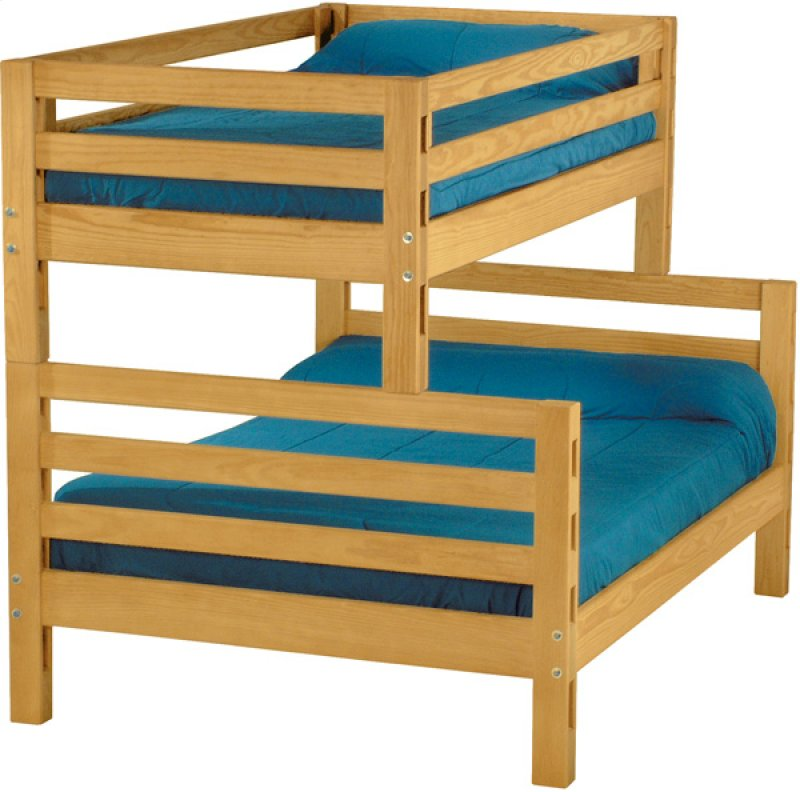 Bunkbed Twin Over Double Tall