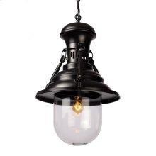 Brandt Pendant Lamp Black