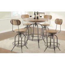 Transitional Bar Table