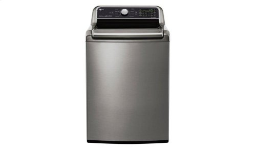 5.0 cu. ft. Large Smart wi-fi Enabled Top Load Washer