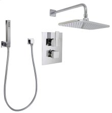 Razo Thermostatic Shower Package