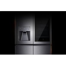 LG SIGNATURE 31 cu. ft. Smart wi-fi Enabled InstaView Door-in-Door® Refrigerator