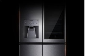LG SIGNATURE 31 cu. ft. Smart wi-fi Enabled InstaView Door-in-Door® Refrigerator Product Image