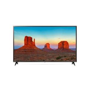 "LG AppliancesUK6300PUE 4K HDR Smart LED UHD TV w/ AI ThinQ(R) - 55"" Class (54.6"" Diag)"