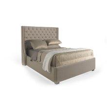 Fabric Bed Queen