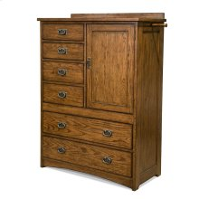 Bedroom - Oak Park Chest with Doors