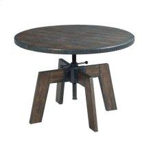 Hidden Treasures High-Low Table