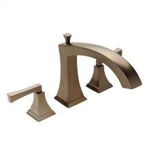 Roman Tub Faucet Leyden Series 14 Bronze