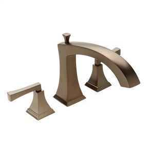 Roman Tub Faucet Leyden (series 14) Bronze