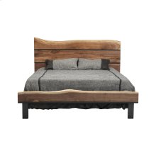 Troubadour Bed - Queen Headboard Only
