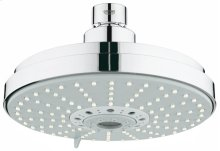 Rainshower Cosmopolitan 160 Shower Head 4 Sprays