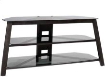 Graphite Audio Video Stand Three shelf stand - fits AV components and TVs up to 60""