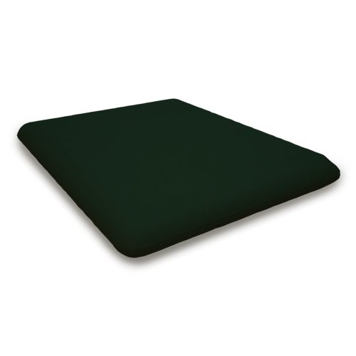 "Forest Green Seat Cushion - 17""D x 20""W x 2.5""H"