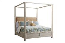 Queen Shorecliff Canopy Bed