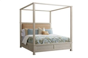 King Shorecliff Canopy Bed