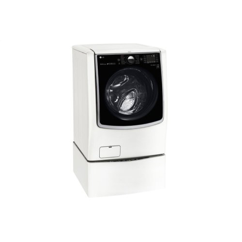 5.5 Total Capacity LG TWINWash System with LG SideKick