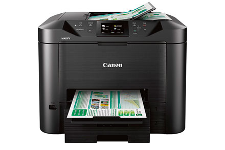 Canon MAXIFY MB5420 Wireless Small Office Inkjet Printer