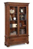 American Heritage Sliding Door Bookcase Product Image