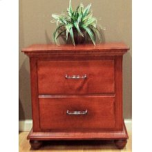 """#408 Kingston Night Stand 28""""wx18""""dx28""""h"""
