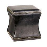 Black Storage Cube Product Image