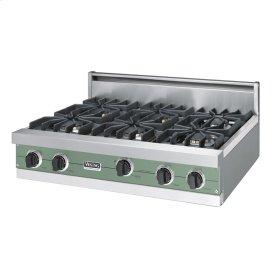 """Mint Julep 36"""" Sealed Burner Rangetop - VGRT (36"""" wide, six burners)"""