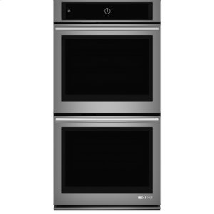"""JENN-AIR27"""" Double Wall Oven with Upper MultiMode(R) Convection System"""