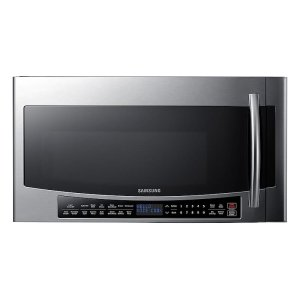 Samsung Appliances1.7 cu. ft. Over-the-Range Convection Microwave in Fingerprint Resistant Stainless Steel
