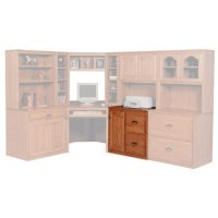 Classic Office Base Unit #2 Product Image