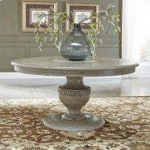 Round Pedestal Table Base