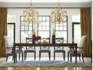 California Dining Table - Hollywood Hills Product Image