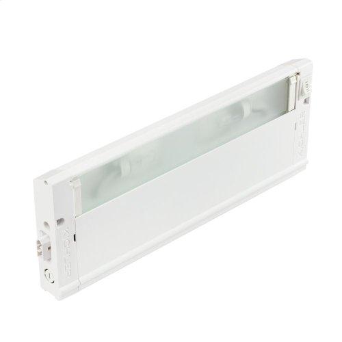 """4U Series 120V Xenon Collection 12"""" Xenon Harmonization 120V Cabinet Light - WHT"""