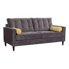Savannah Sofa Slate/golden Product Image