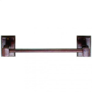 Tempo Horizontal Paper Towel Holder - PT3 Silicon Bronze Brushed Product Image